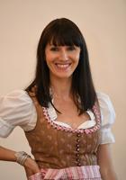 Hier sehen Sie Claudia Edlinger